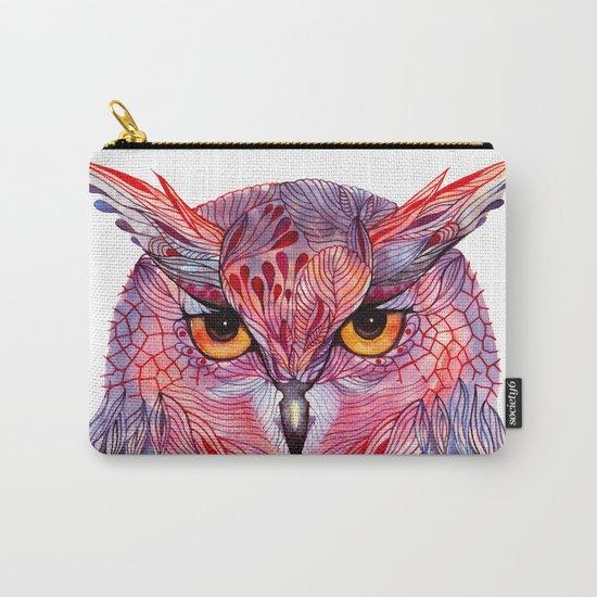 Owla owl Carry-All Pouch