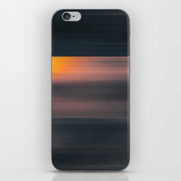 Abstract background blur motion old rust iPhone Skin