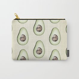 Avo-cat-o Carry-All Pouch