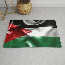 Jordan Flag Rug