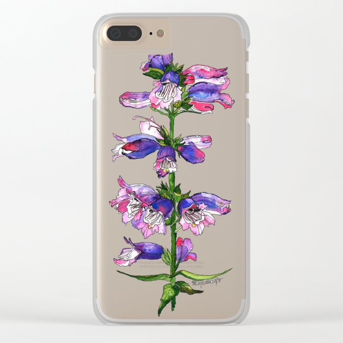 Bells Clear iPhone Case