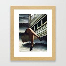 Decision... Framed Art Print