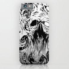 Organic Skull iPhone 6s Slim Case