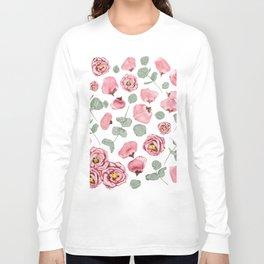 Rosy Romance Long Sleeve T-shirt