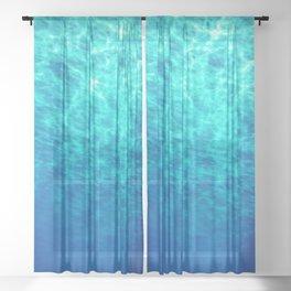 Pool Time Sheer Curtain