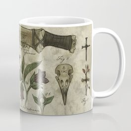 (Super)natural History - 01 Coffee Mug