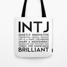INTJ Tote Bag