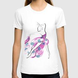 Colourful Dance T-shirt