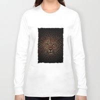 daenerys Long Sleeve T-shirts featuring LEOPARD KING by alexa