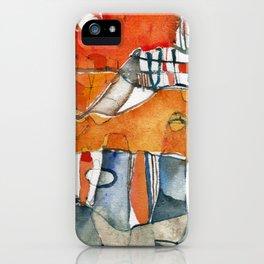 Ciudad iPhone Case
