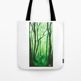Mossy Dreams Tote Bag