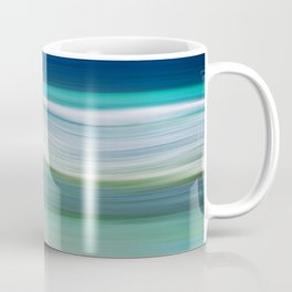 OCEAN ABSTRACT Coffee Mug