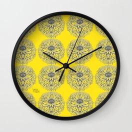 POM Wall Clock