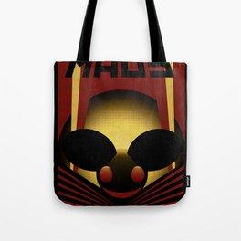 OBEY THE MAU5 Tote Bag