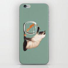 Goldfish need friend iPhone & iPod Skin