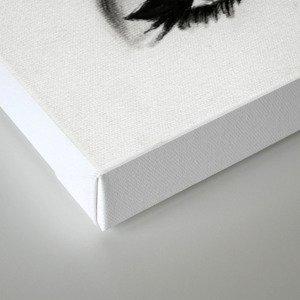 Lana eyes Canvas Print