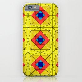 Suspiria Stained Glass iPhone Case