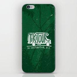 Tiki Tour iPhone Skin