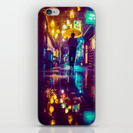 Lanterns iPhone Skin