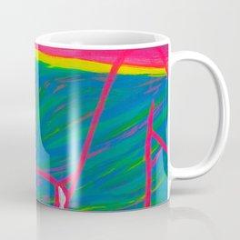 Acid Beach 2  Coffee Mug