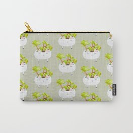 Kawaii succulents Carry-All Pouch
