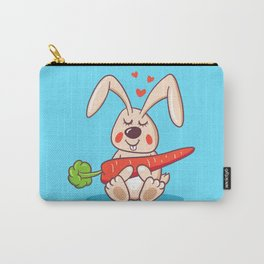Happy bunny Carry-All Pouch
