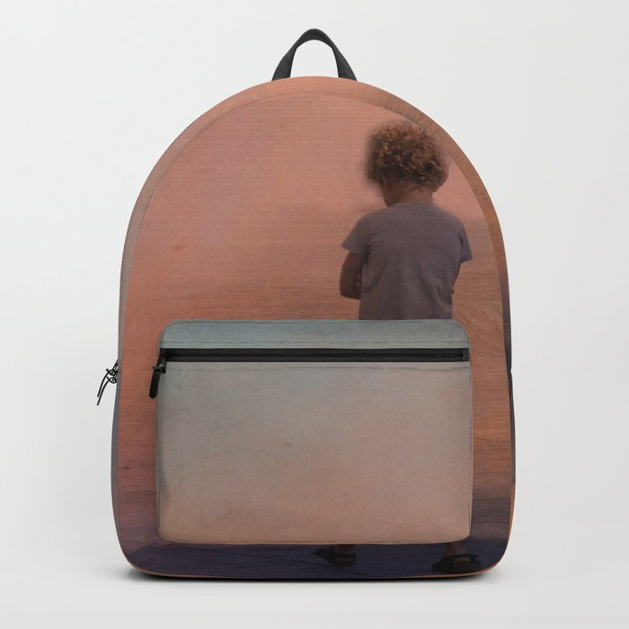 A world of illusions Backpack
