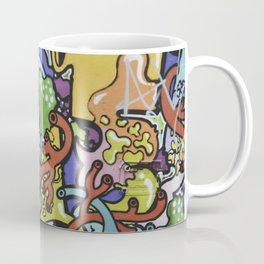 Street Art 2 Coffee Mug