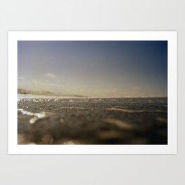 OceanSeries8 Art Print
