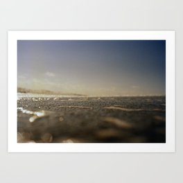 OceanSeries8 Art Print