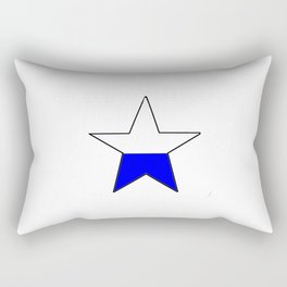 Flag of Bavaria Rectangular Pillow