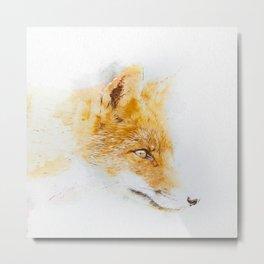 Foxy Lady Metal Print