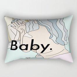 Baby. Rectangular Pillow