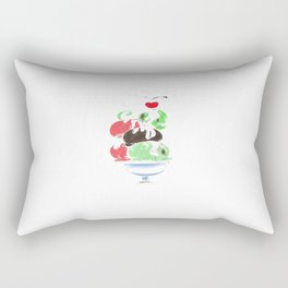 Sundae Rectangular Pillow