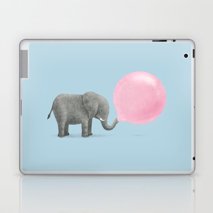 Jumbo Bubble Gum  Laptop & iPad Skin