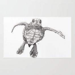 Chelonioidea (the turtle) Rug