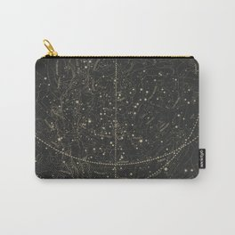 Vintage Astronomical & Celestial Map (1850) Carry-All Pouch