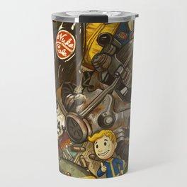Wasteland Cache Travel Mug