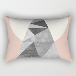 Polygon geometry XIII Rectangular Pillow