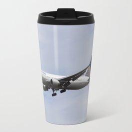 United airlines Boeing 767 Travel Mug