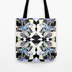Graphic Zebra  Tote Bag