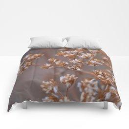 Frozen Yarrow Comforters