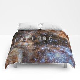 Explore - Monster Stars Comforters