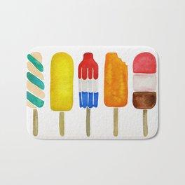 Popsicle Collection Bath Mat