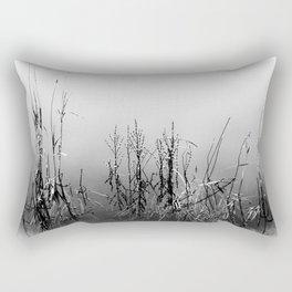 Echoes Of Reeds 2 Rectangular Pillow