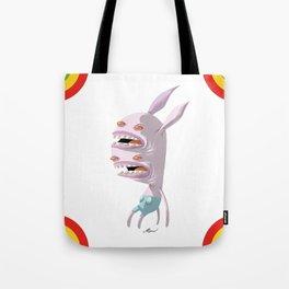 [A'sHMs] #DOUBLEFACE  Tote Bag