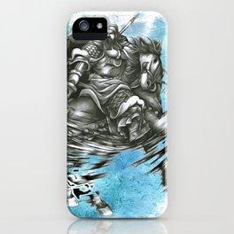 Japanese Samurai Ninja Warrior (13) iPhone Case