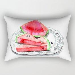 Wassermelone | Watermelon Rectangular Pillow