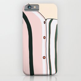 Unbutton iPhone Case