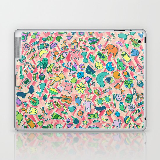 All The Little Things Laptop & iPad Skin